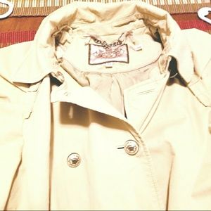 Juicy Couture Long Trench Coat